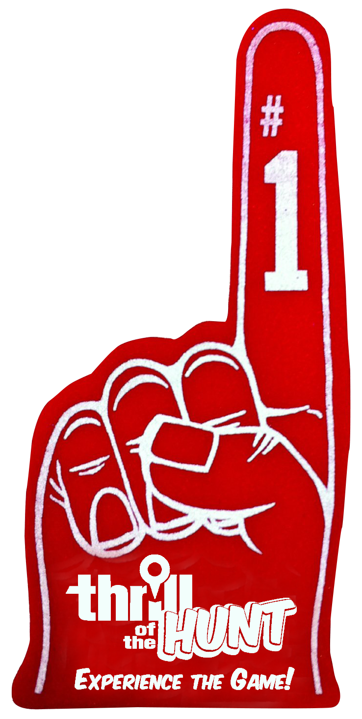 PNG Foam Finger Transparent Foam Finger