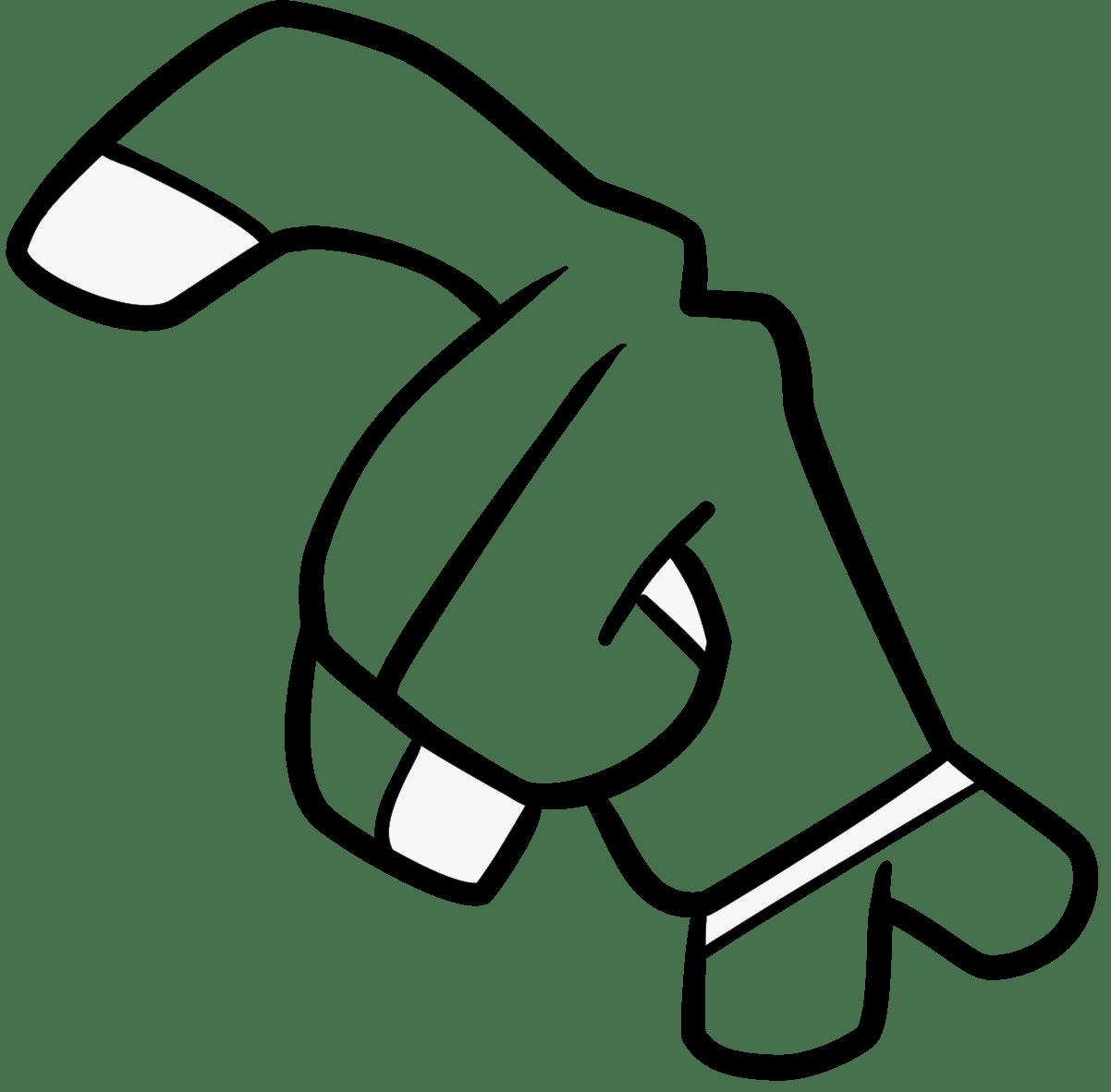 Finger clipart finger tap. Clip art
