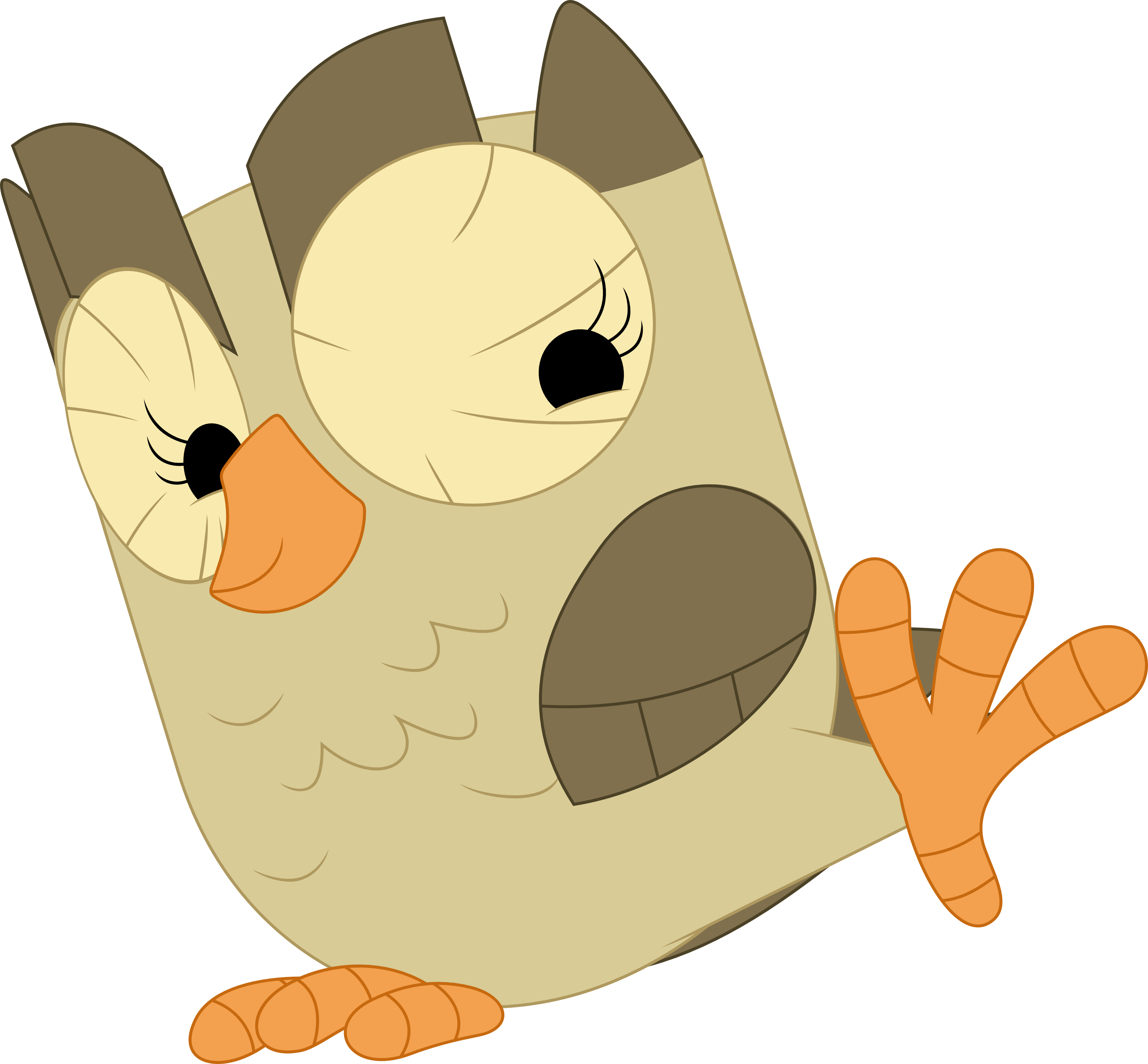 Look at my cute. Kind clipart kind hand foot