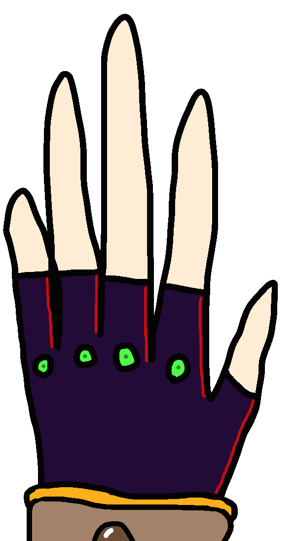 Finger clipart knuckle. The poison knuckles and