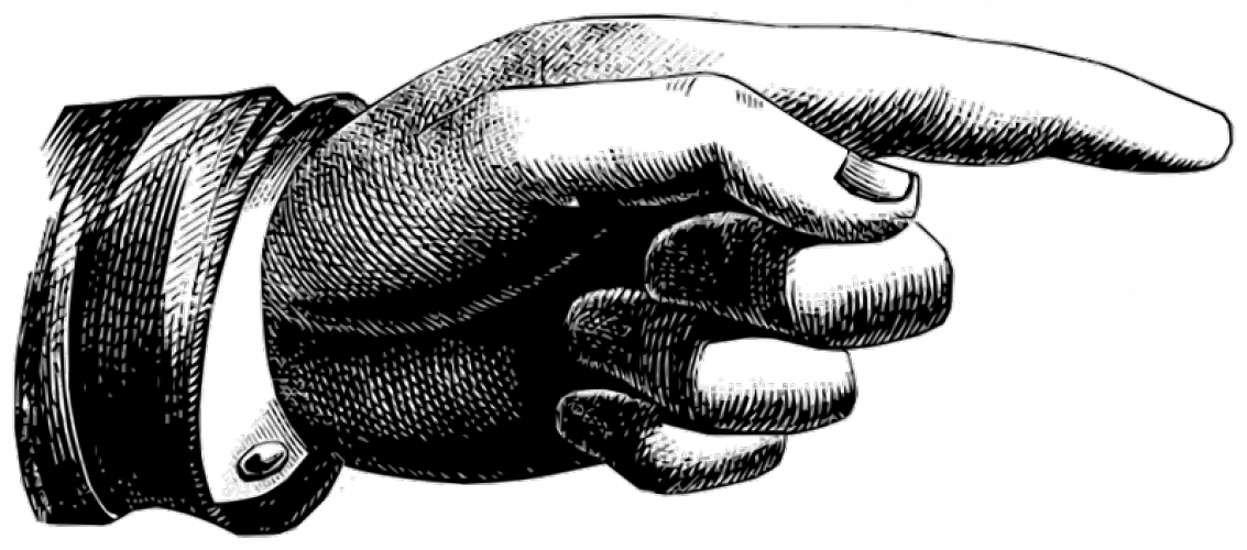 the victorian finger