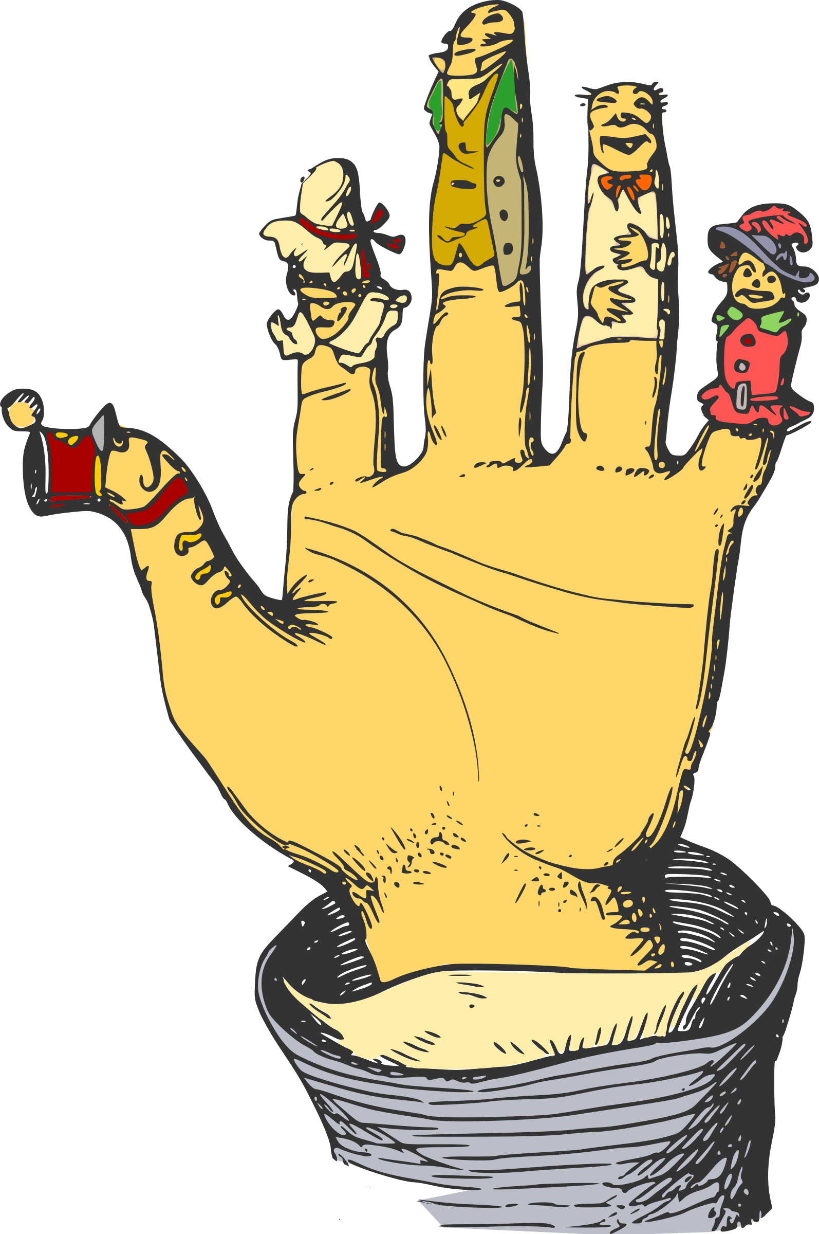 Korean culture pinky can. Finger clipart pinkie finger