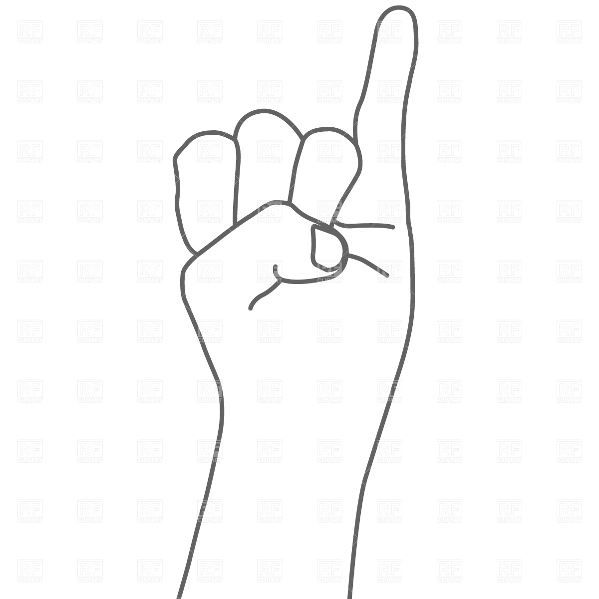 Finger clipart pinkie finger. Pinky portal