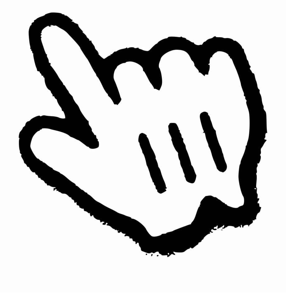 Finger clipart pointer. This free icons png