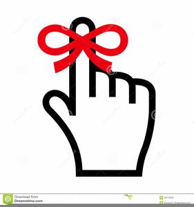Finger clipart reminder. Free images at clker