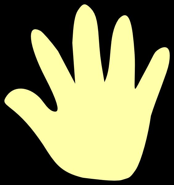 Finger clipart safe hand. Idiom using corner