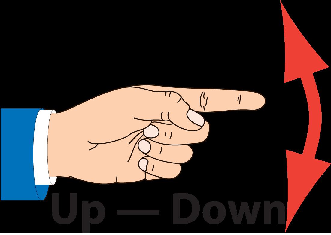 Firearm fundamentals updown. Finger clipart safe hand