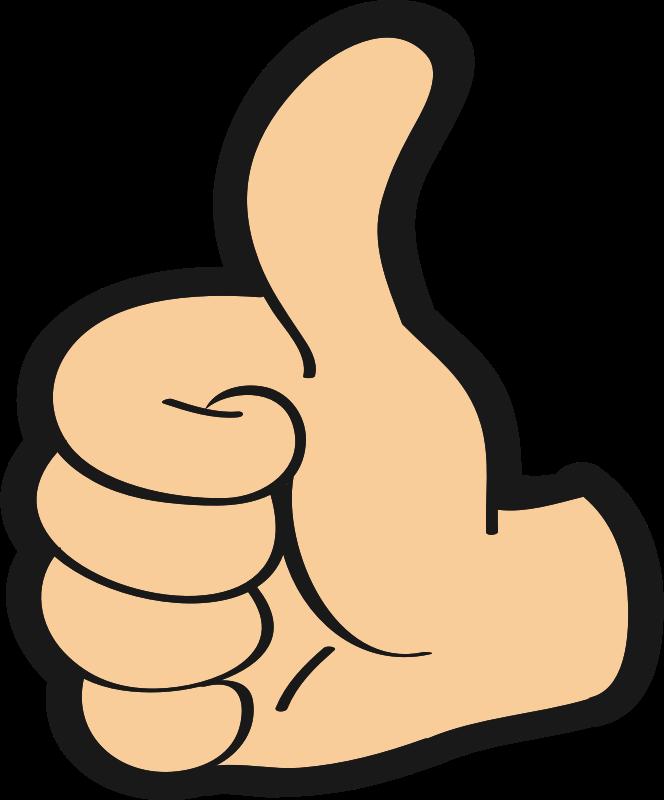 Thumb clipart thumb finger.  best find wonderful