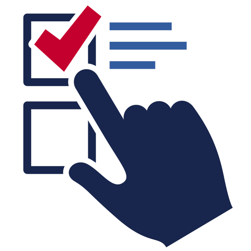 Voting clipart finger. Sussex county votes information