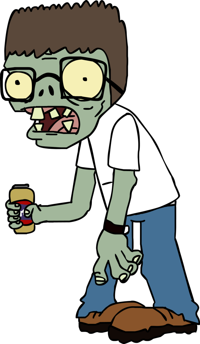 Hank hill by lolwutburger. Zombie clipart finger