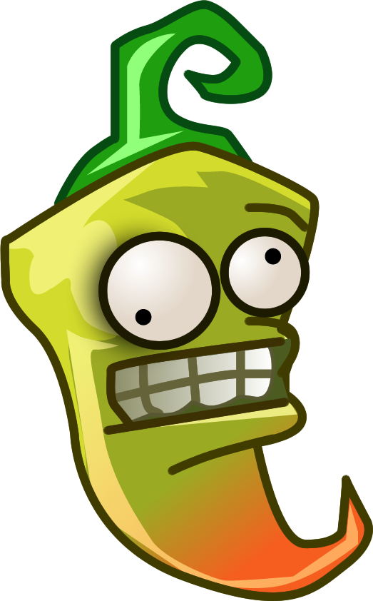Plants vs Zombies 2 pickled-pepper(All-star) (R) by illustation16 on ...
