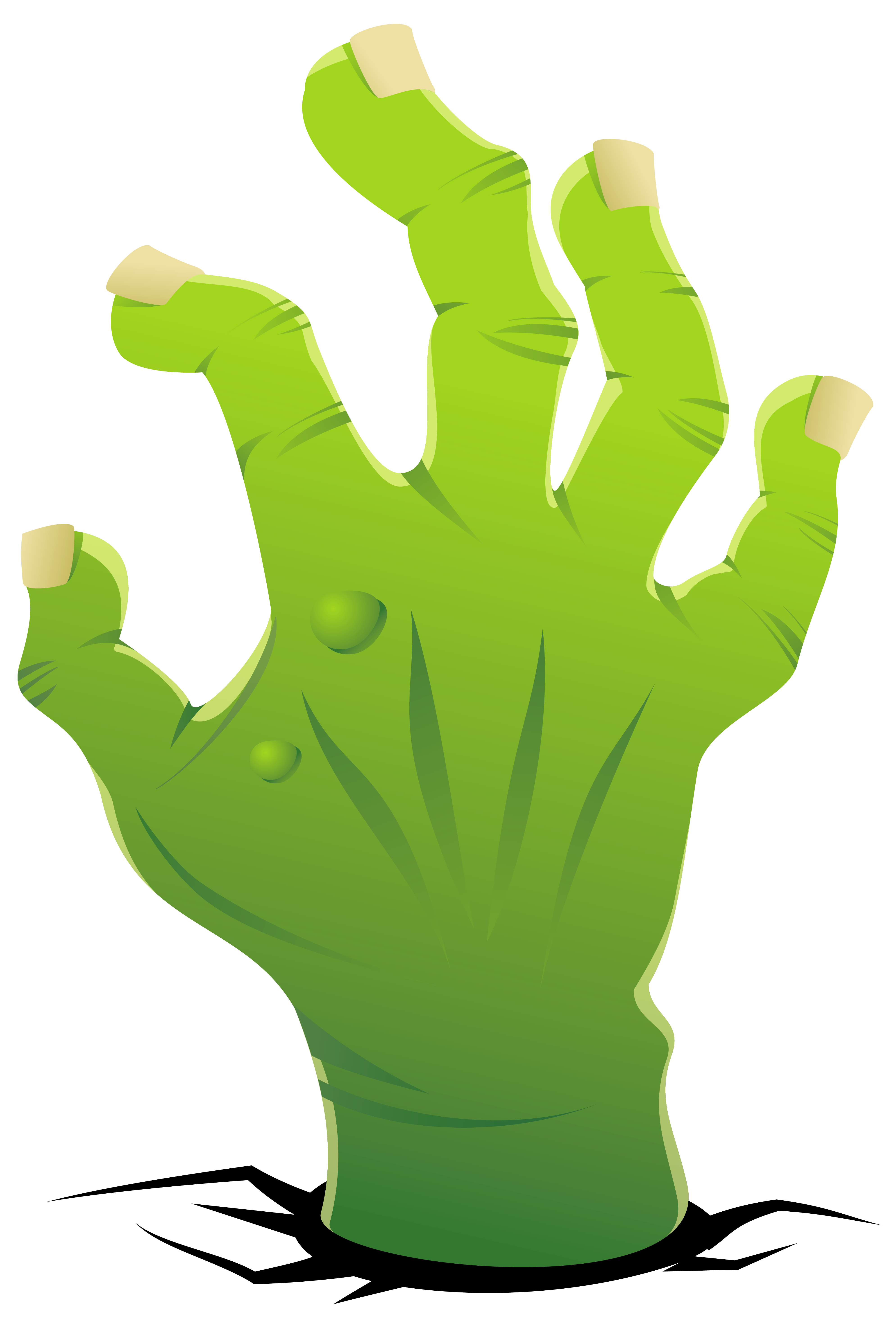 Zombie clipart finger.  collection of transparent