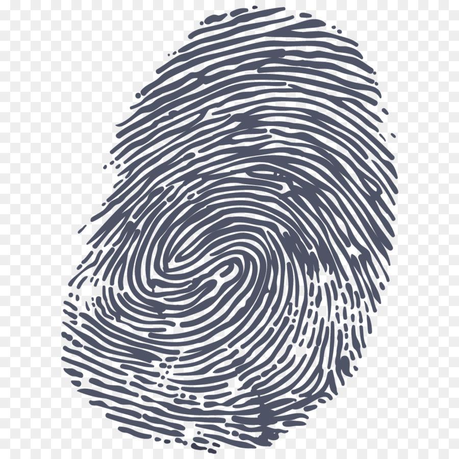 Clip art icon png. Fingerprint clipart