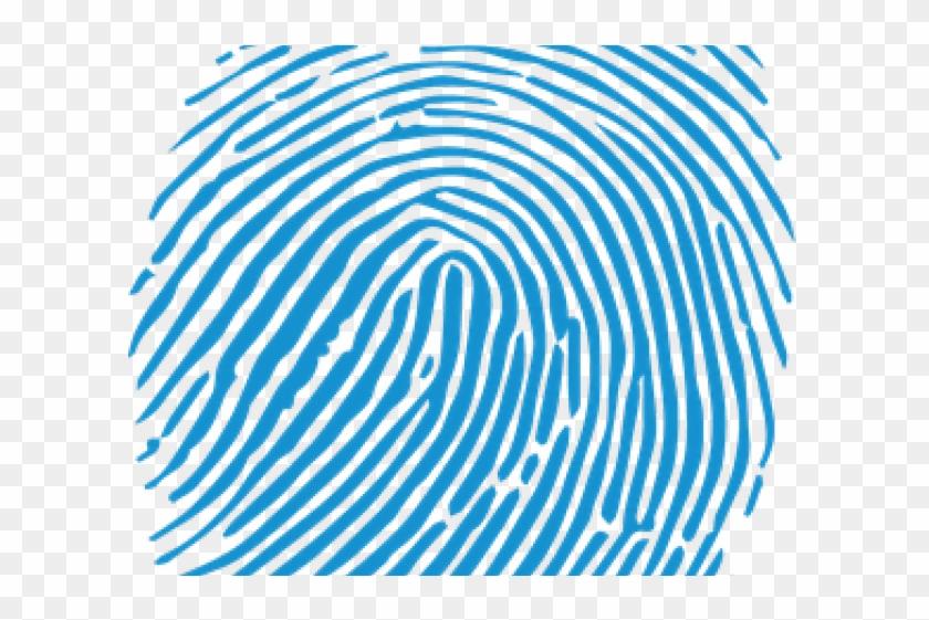 Fingerprint clipart blue. Colored red hd png