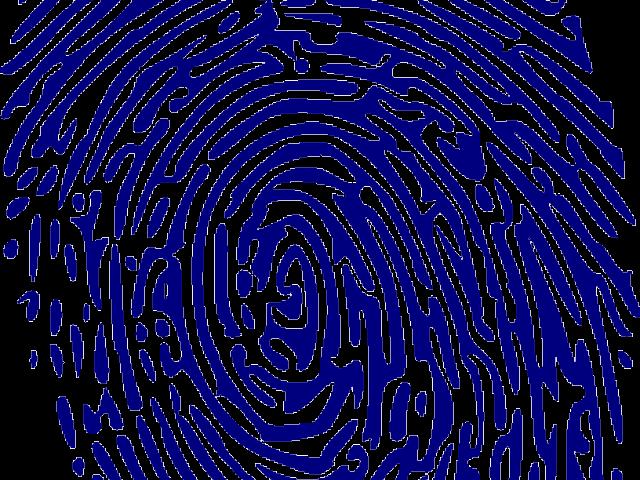Fingerprint clipart magnifying lens. Free on dumielauxepices net