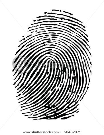 Fingerprint clipart real. Panda free images