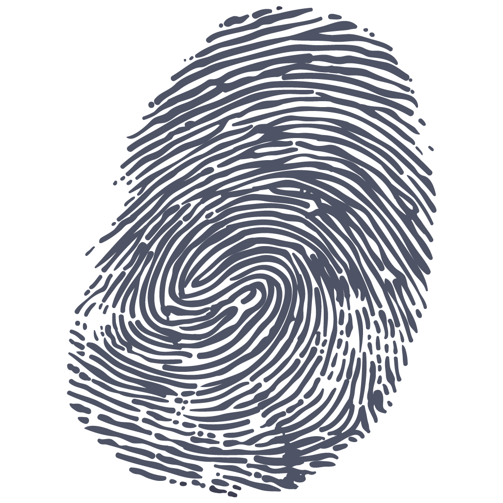 Fingerprint clipart real. Background checks for chaperones