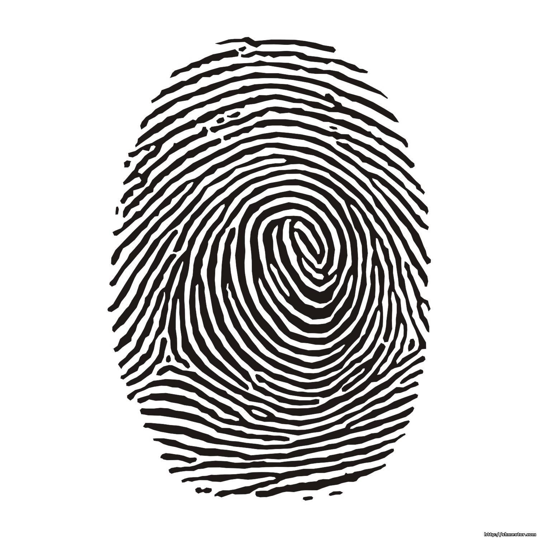 Clip art free panda. Fingerprint clipart