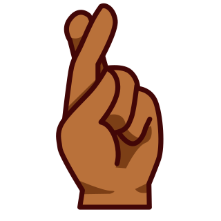 Fingers clipart first finger. Crossed images gallery for