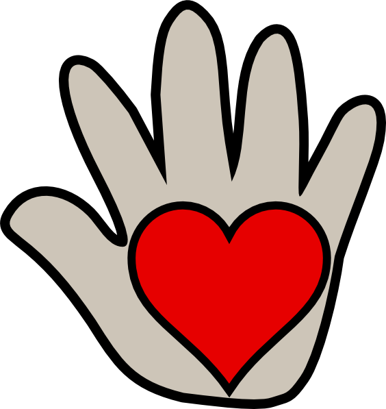 Handprint clipart hand foot.  collection of high