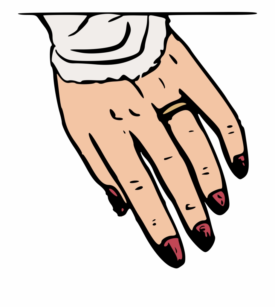 Graphic free stock finger. Fingers clipart nice hand