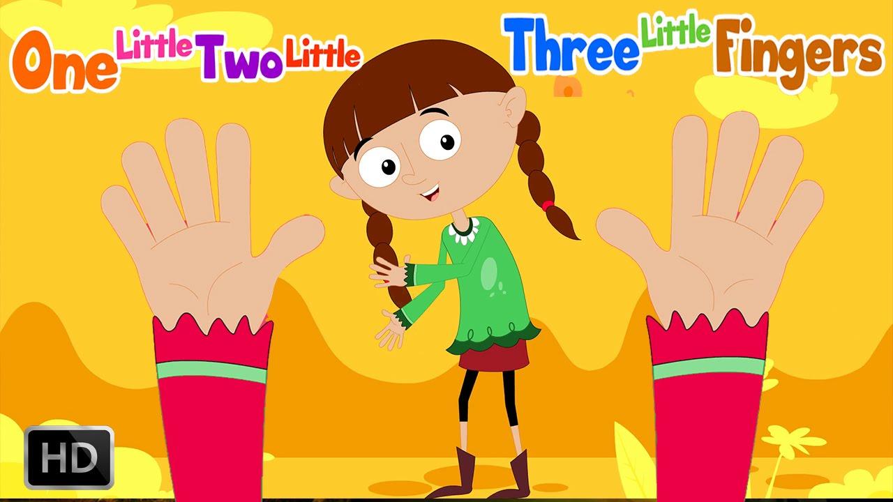 Two three ten family. Fingers clipart one little finger