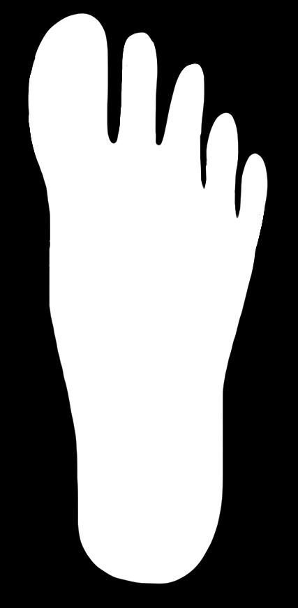 Foot clipart kind foot. Feet hand clip art