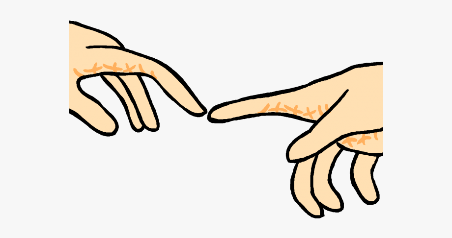 Fingers clipart sense touch. Of png