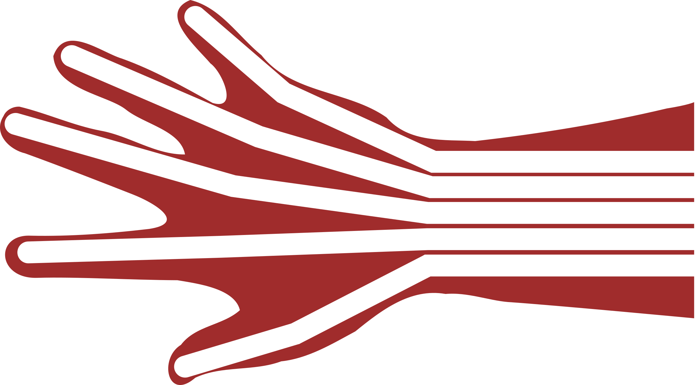 collection of hands. Lines clipart straight line