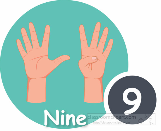 Search results for clip. Fingers clipart six finger