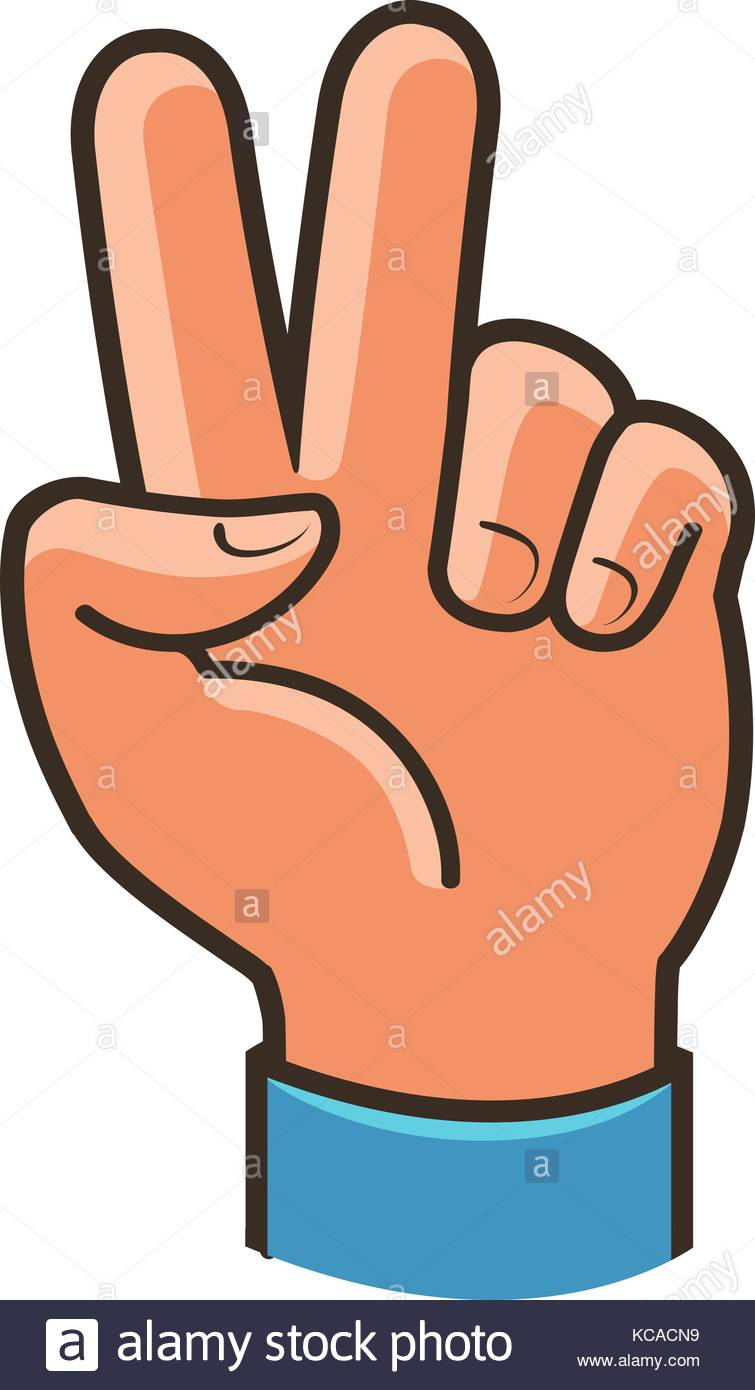 Free download best . Fingers clipart two