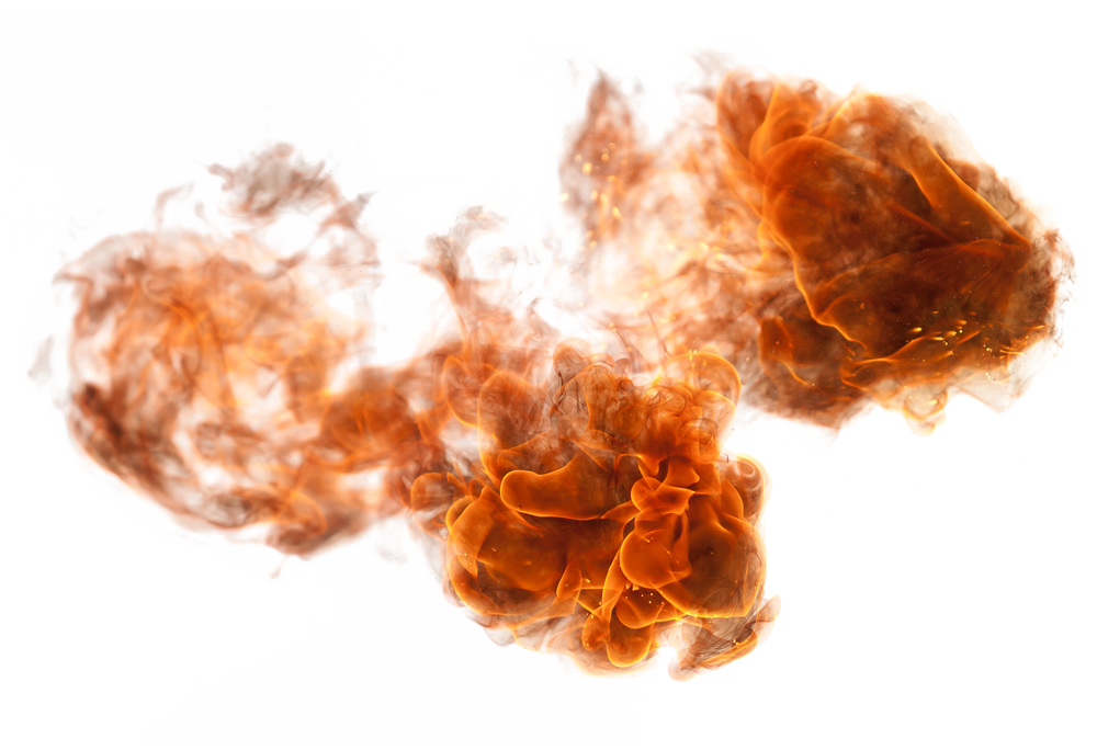 Fire and smoke png. Transparent images arts