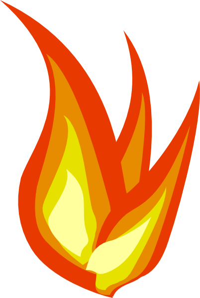 Fire border png.  jpg transparent library