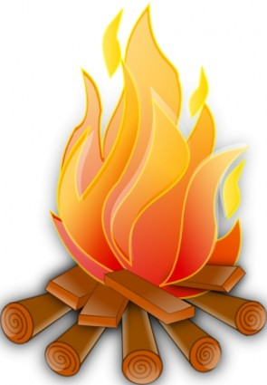 Fire clipart. Clip art transparent background