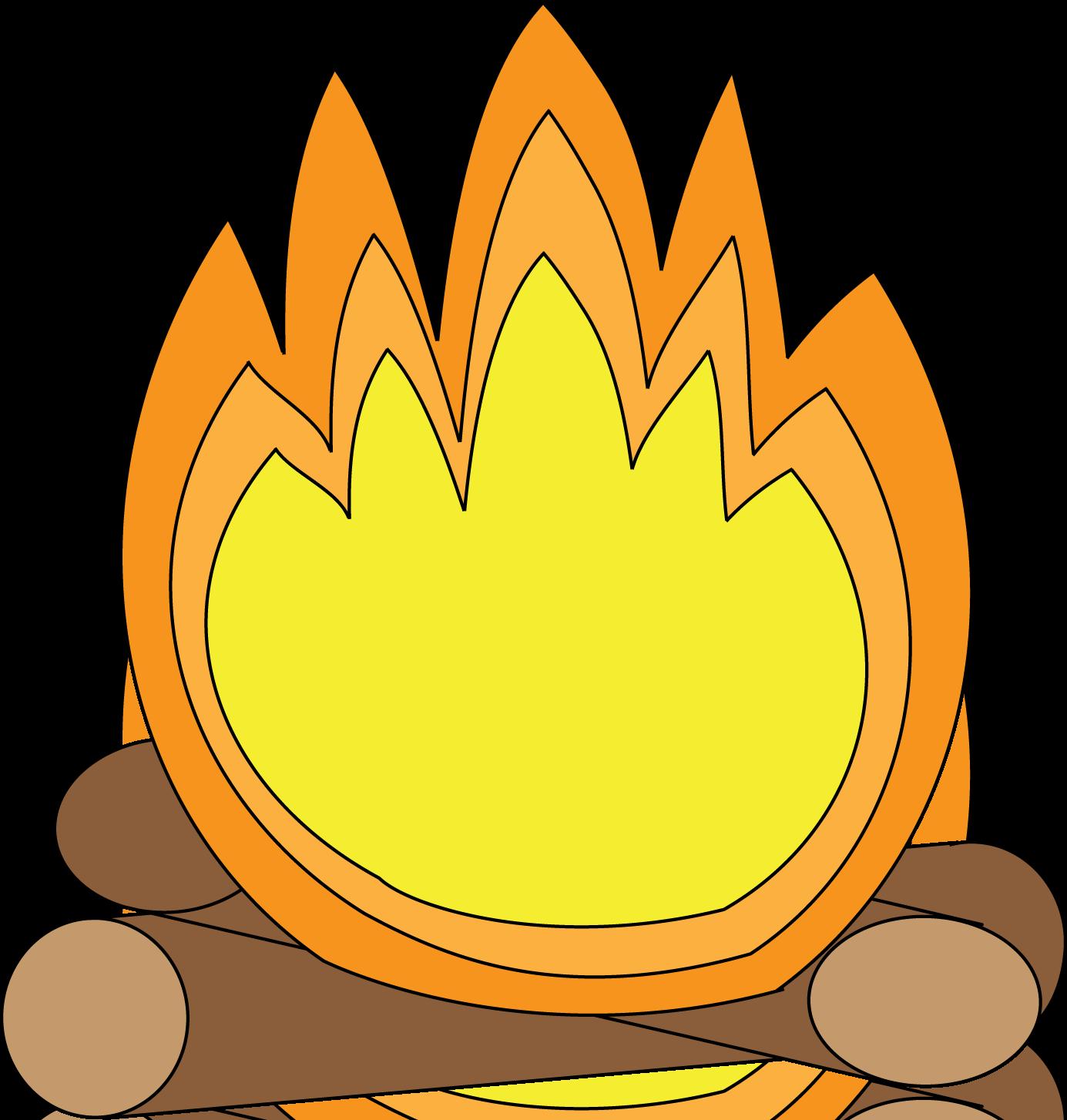 Fire clipart bon fire. Pin by f tima