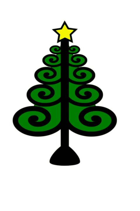 Fire clipart christmas tree. Recycling south annville township