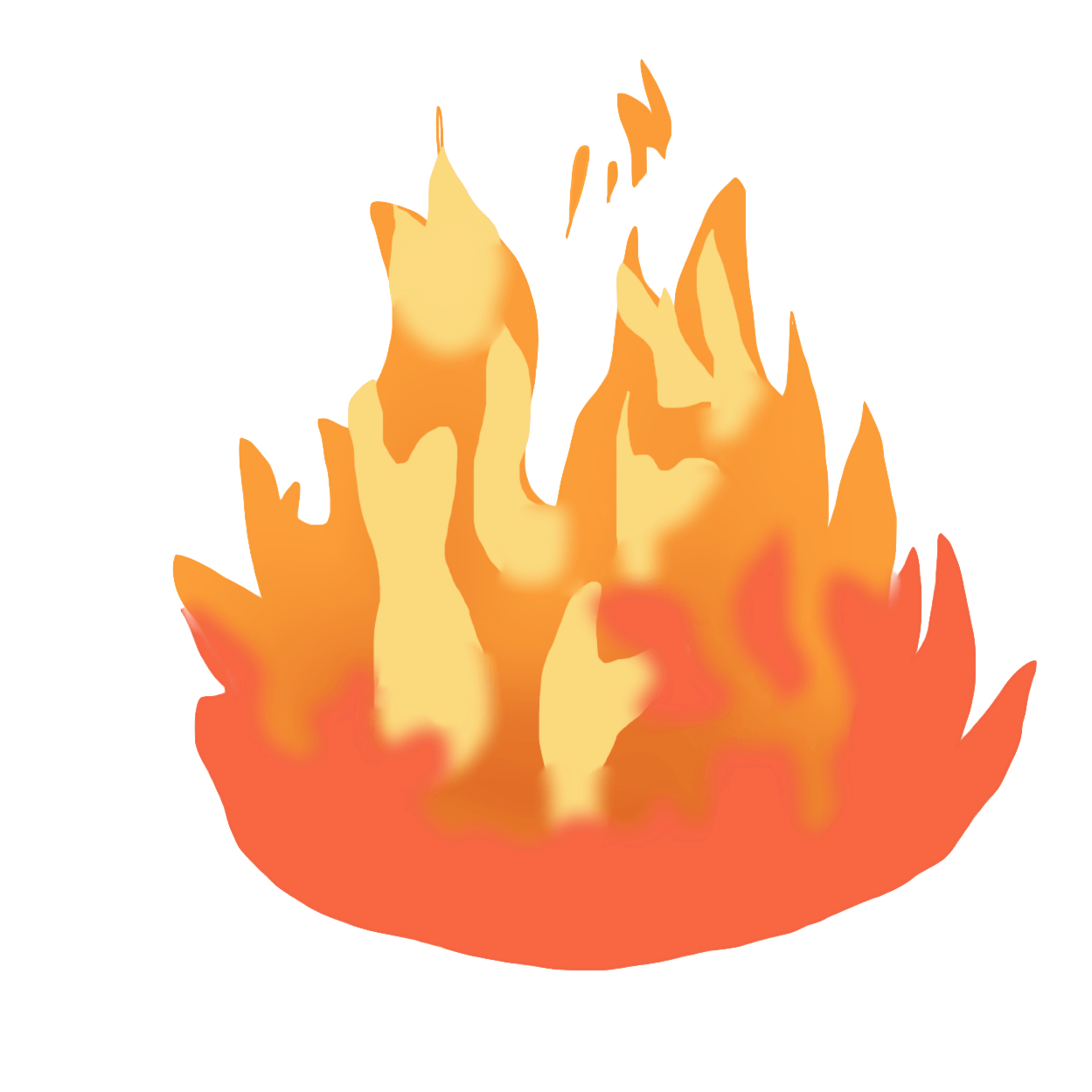 Fire clipart clip art. Flames background cliparts zone
