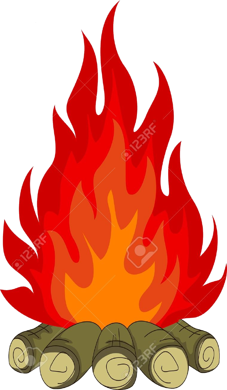 Free best on transparent. Fire clipart fire pit