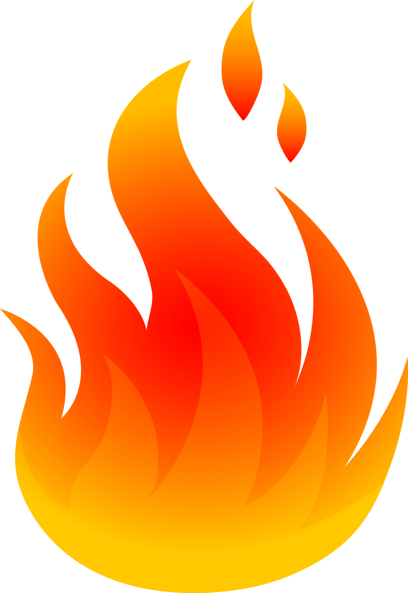 Cartoon pictures of fire. Flames clipart flames harley