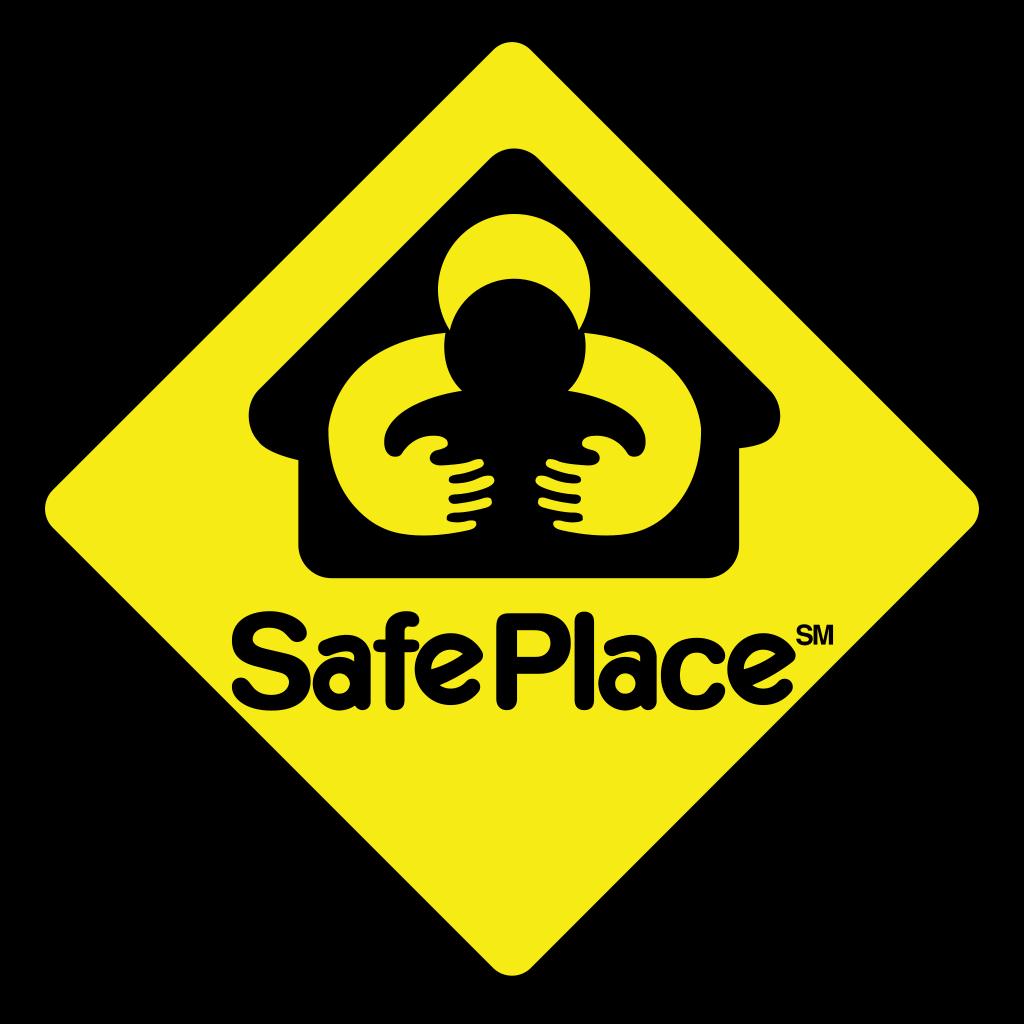 Safe place citrus connection. Winter clipart safety