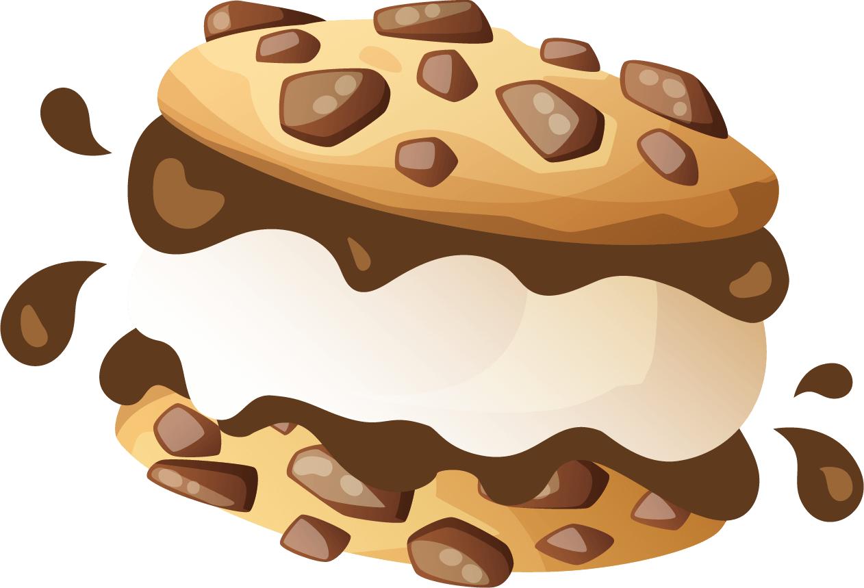 Fire clipart smore.  s mores huge