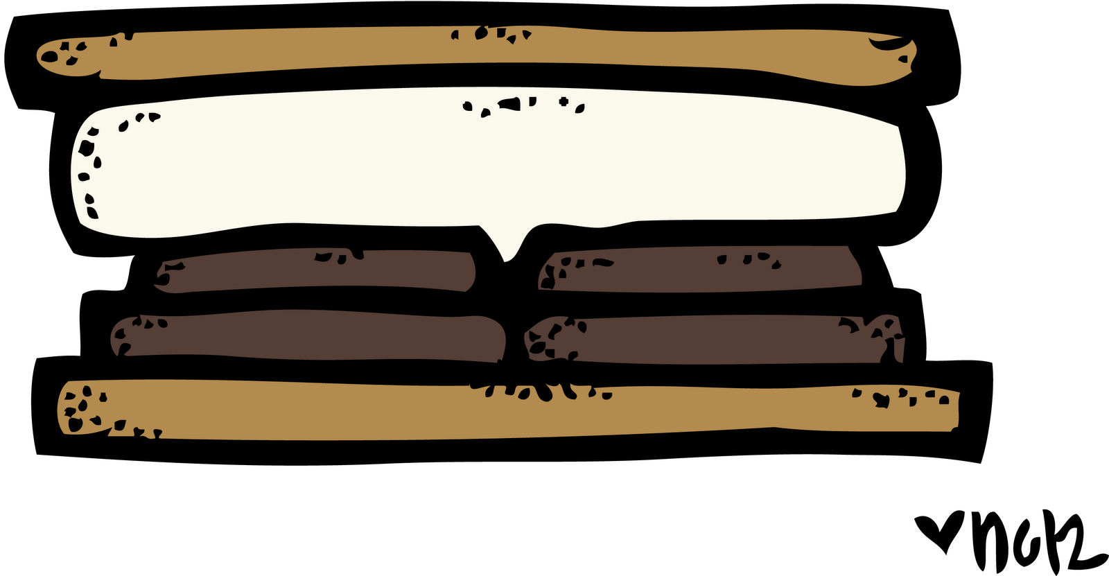 Fire clipart smore.  s more huge