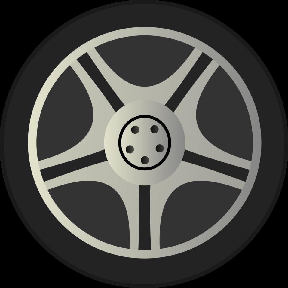 wheel clipart tire repair