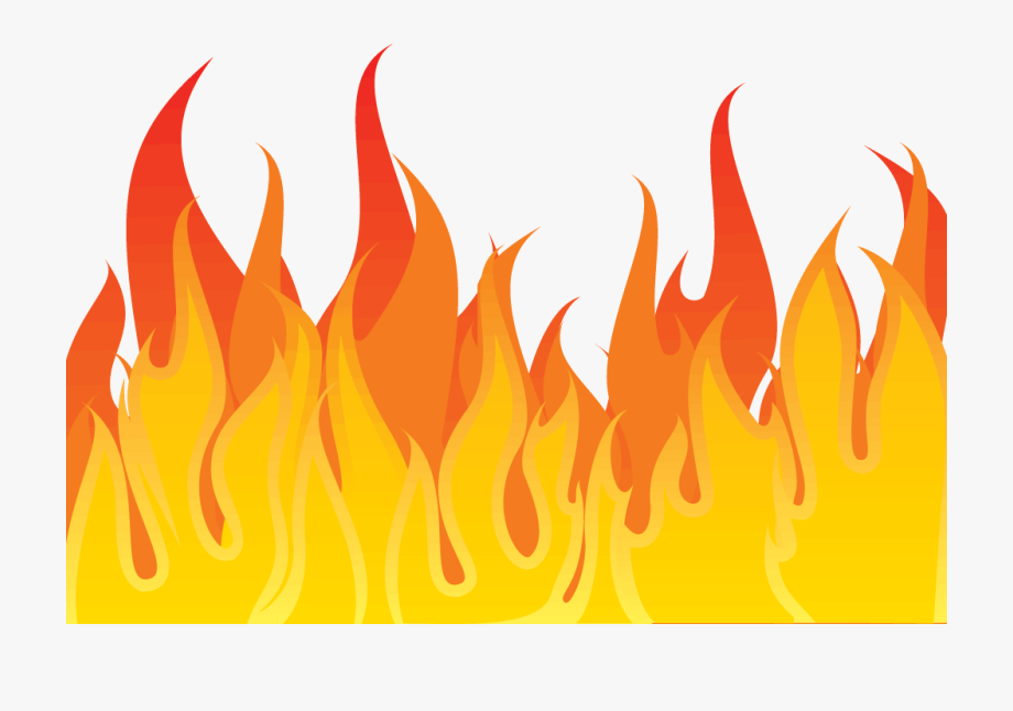 Fire clipart transparent background. Flame pencil and in