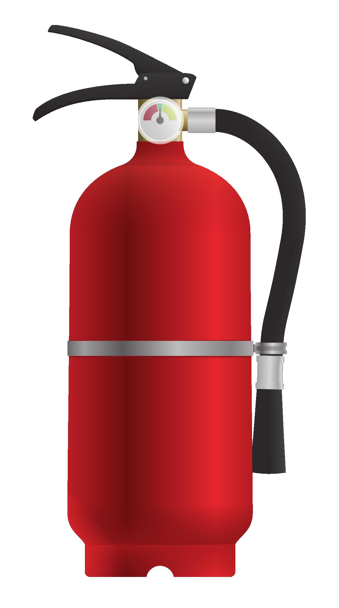 Extinguisher png image pngpix. Fire clipart vector