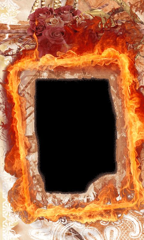 Free images apk download. Fire frame png