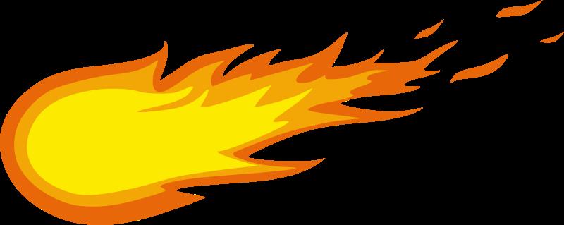 Fireball clipart. Medium image png