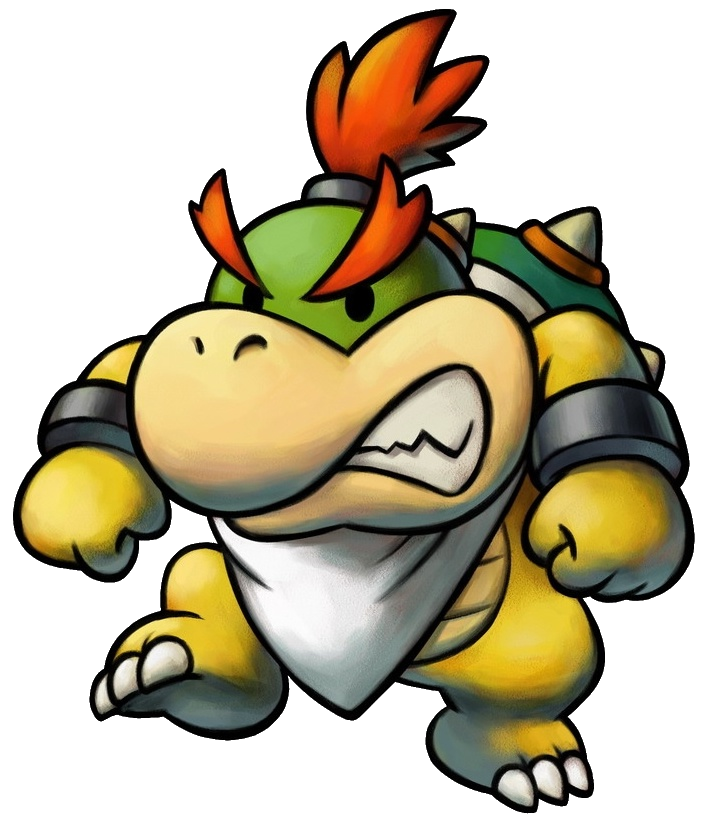 Baby bowser mariowiki fandom. Mad clipart angry child
