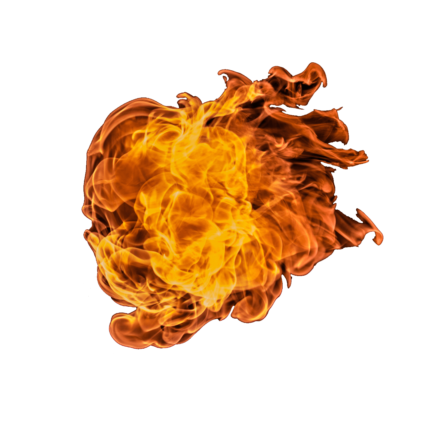 Flames clipart file. Download fireball hq png