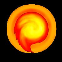 Fireball dark